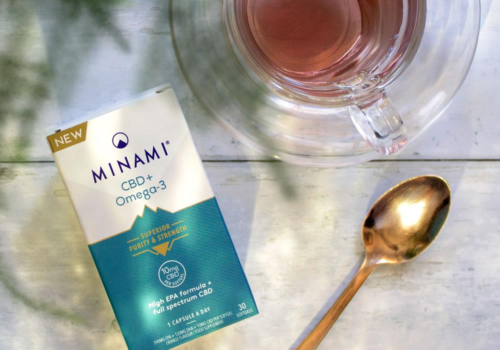 Minami CBD+Omega-3