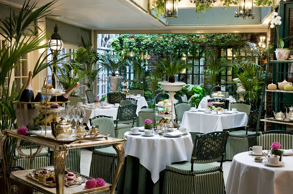 The Chesterfield Mayfair Conservatory