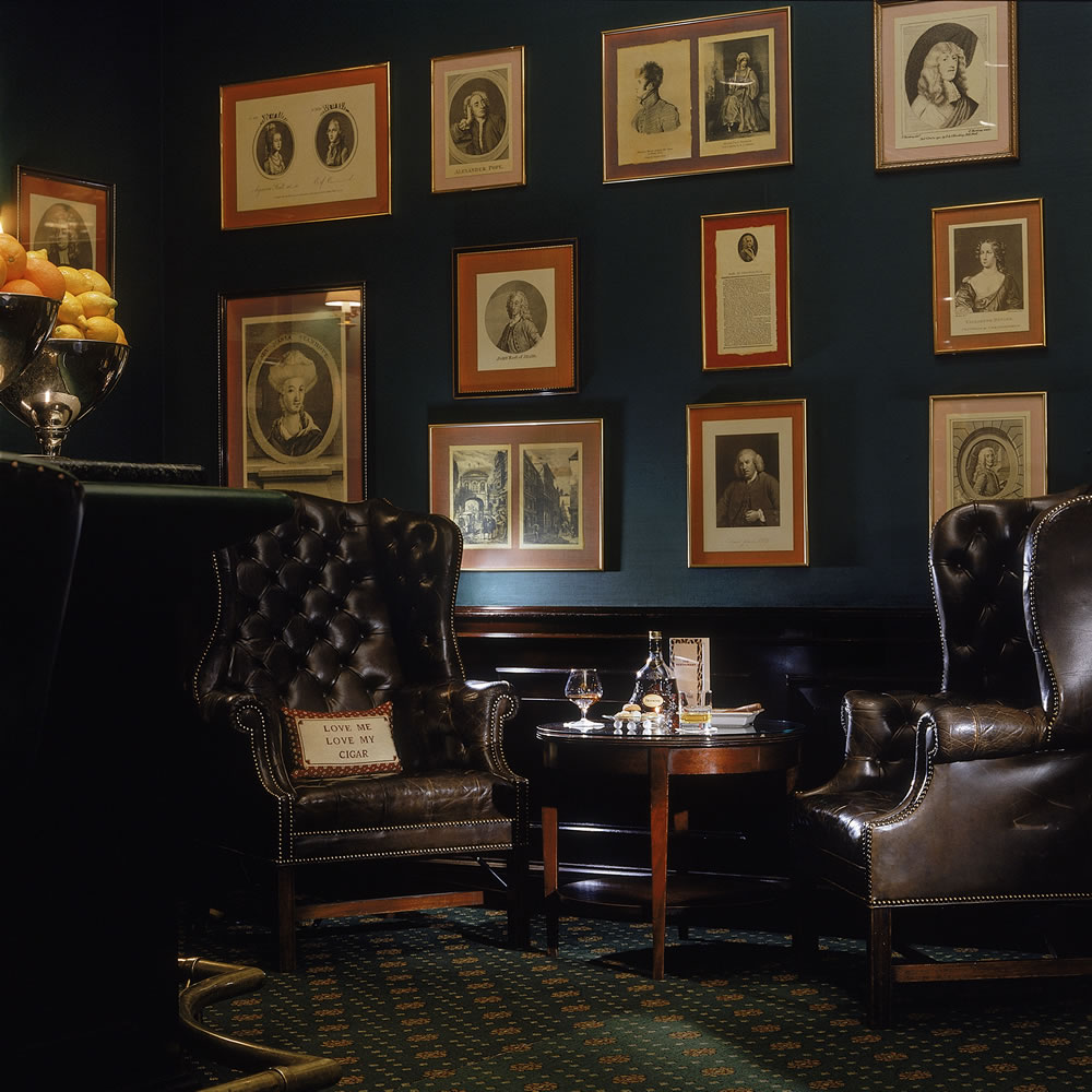 The Chesterfield Mayfair Terrace Bar