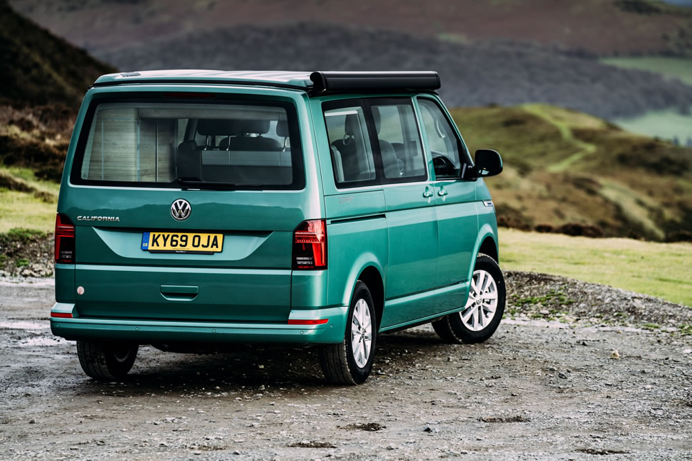 Volkswagen California 6.1 campervan
