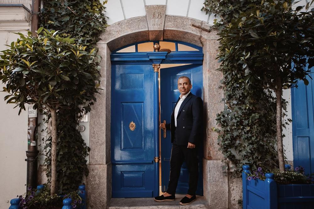 Ali Behnam-Bakhtiar,