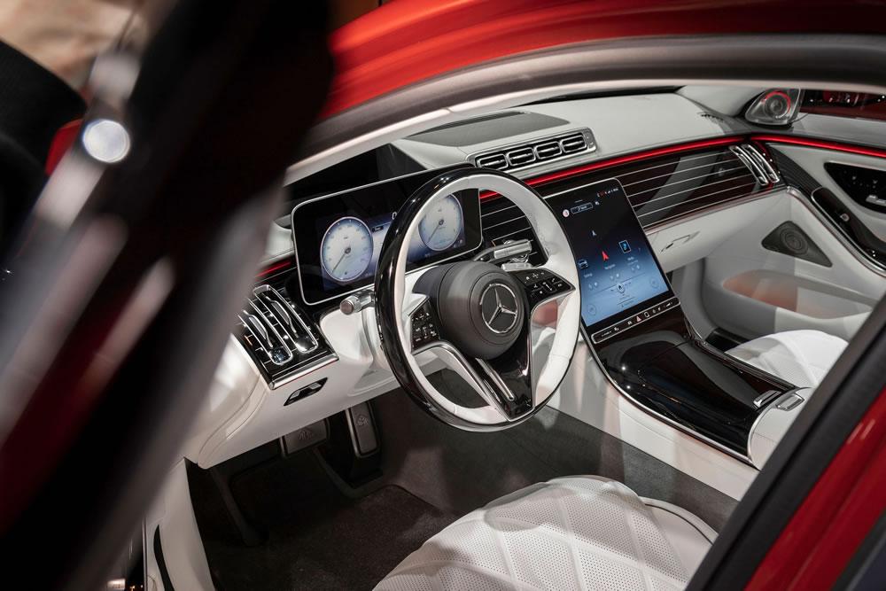 Mercedes-Maybach Maybach S Class