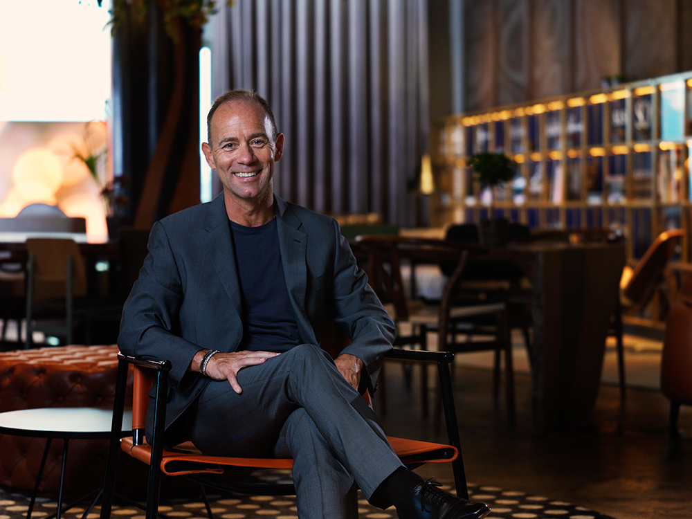 mark willis accor hotel group