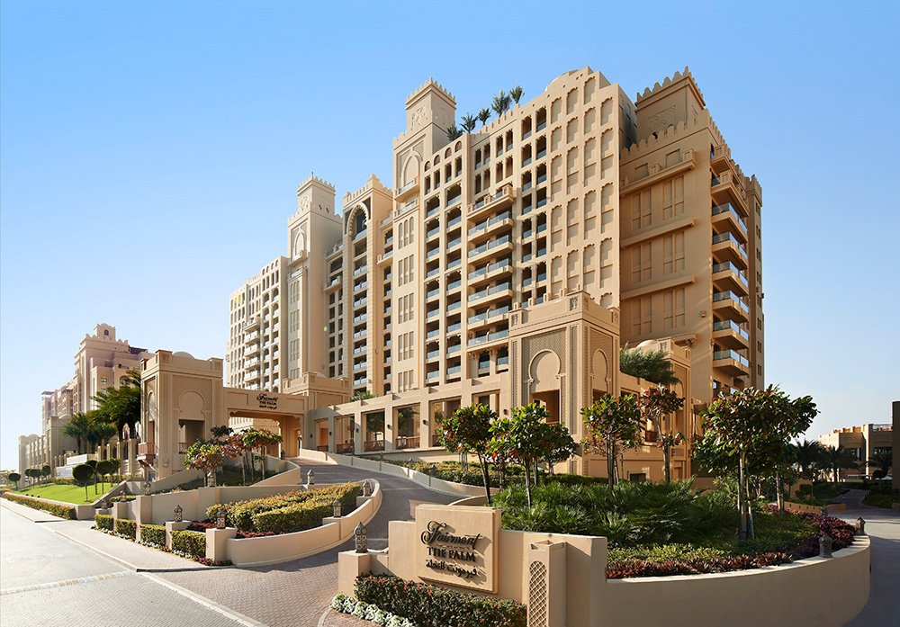 Hotel Fairmont The Palm