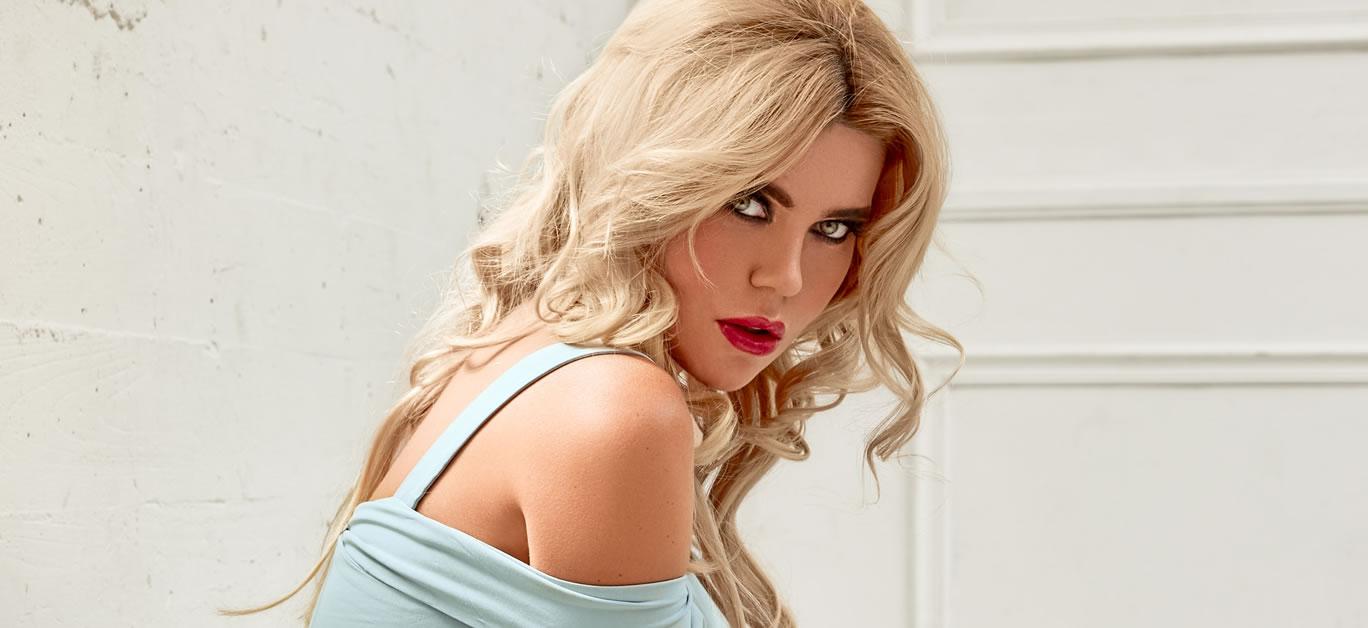Joanna Borov, leading model, influencer and entrepreneur