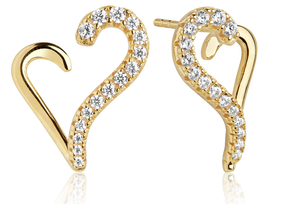 Sif Jakobs Jewellery Valentine Earrings £99 (2)