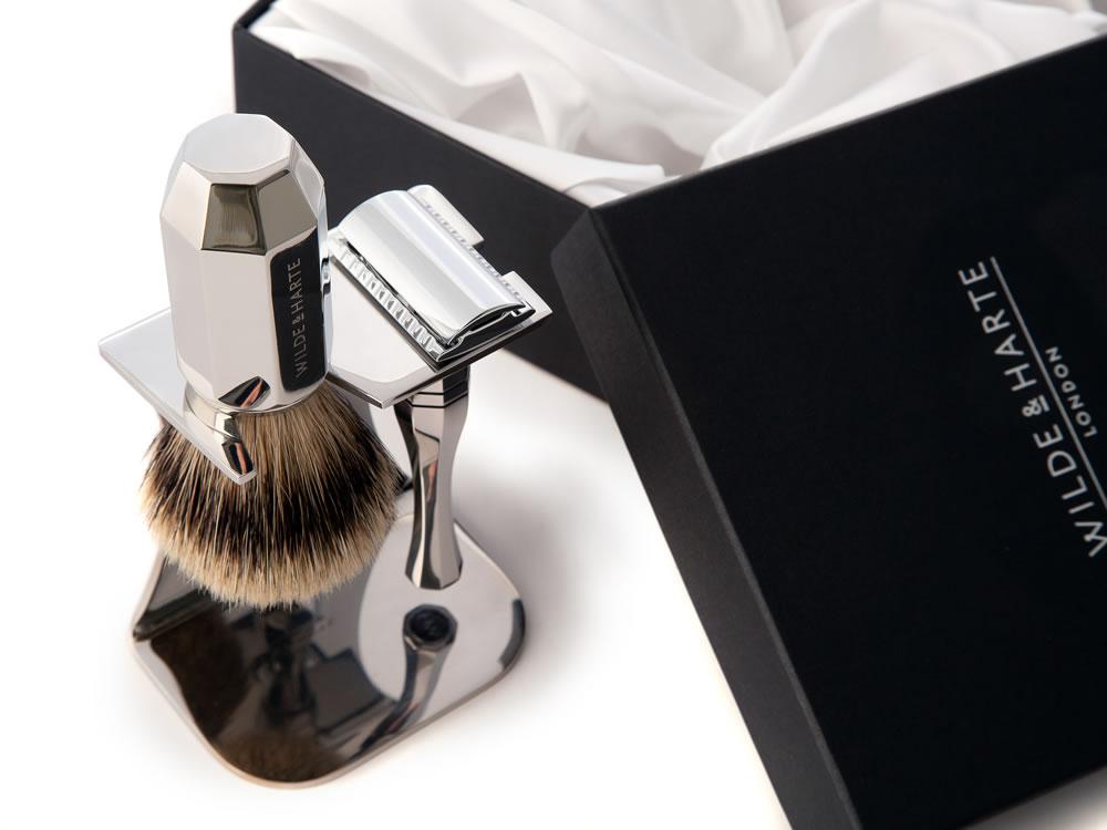 Wilde & Harte shaving set