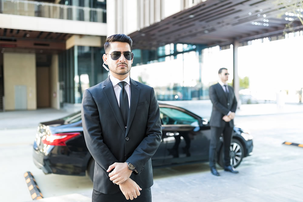 Reasons to hire a bodyguard: Why high-net individuals are turning to  personal protection to keep them and their families safe | Luxury Lifestyle  Magazine