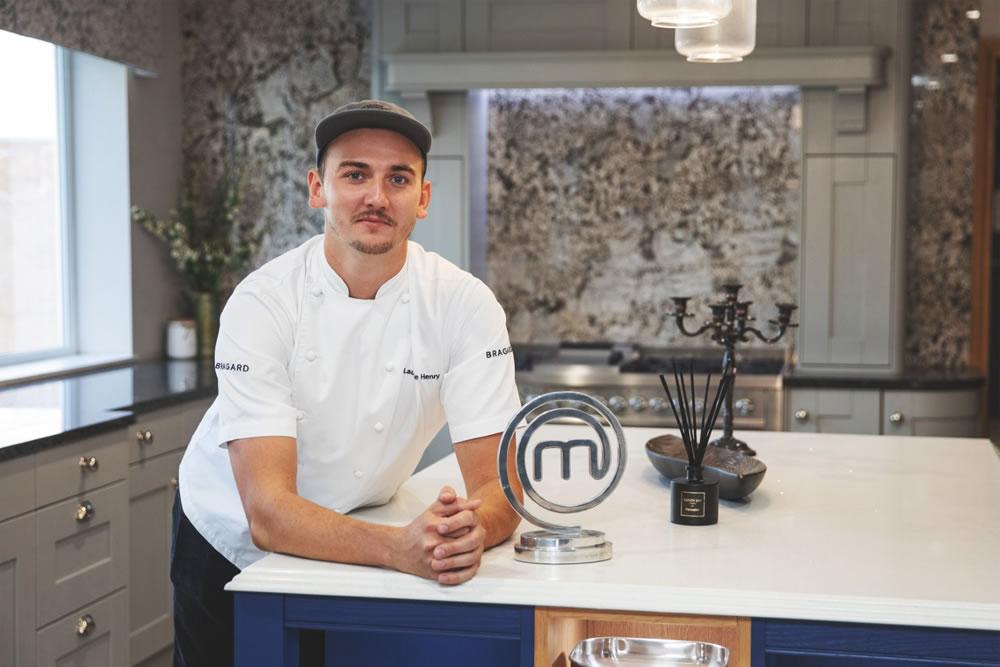 Laurence Henry Kesseler kitchens
