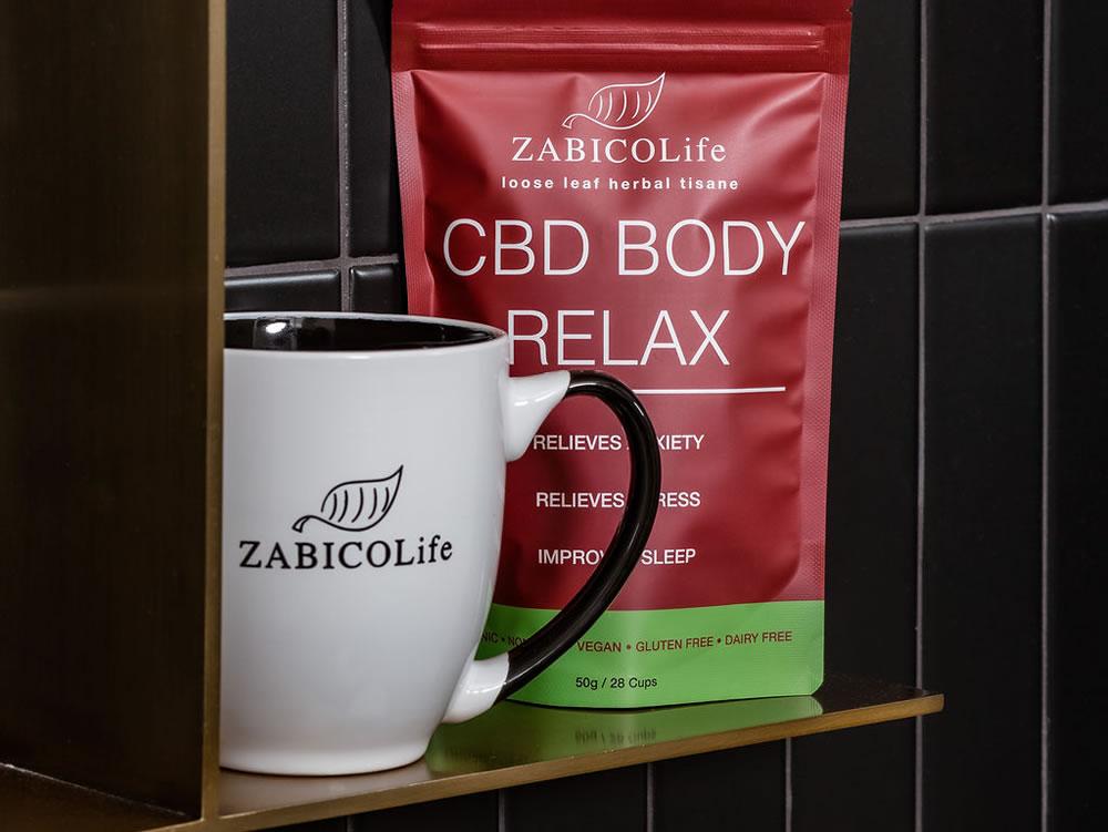 ZABICOLife luxury herbal teas