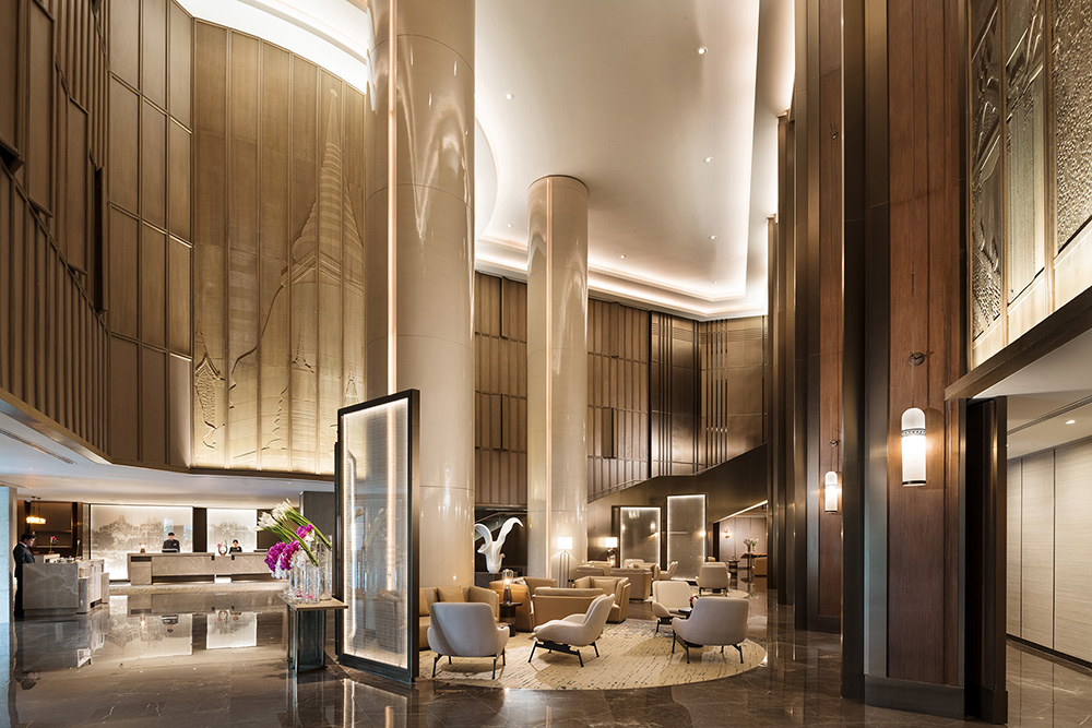 Conrad Bangkok Lobby