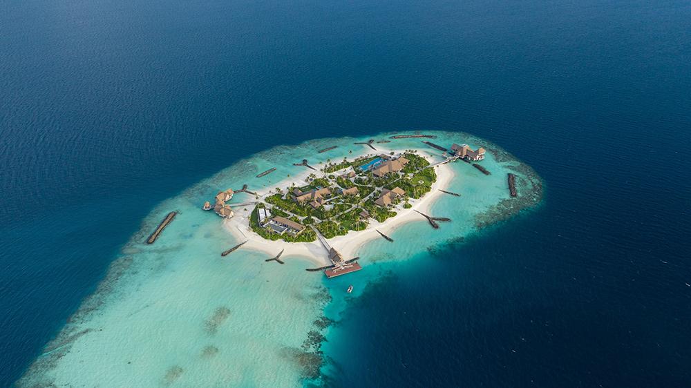 Ithaafushi – The Private Island Yoga Pavilion