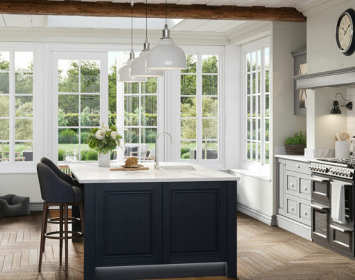 Laurence Henry Kesseler kitchens