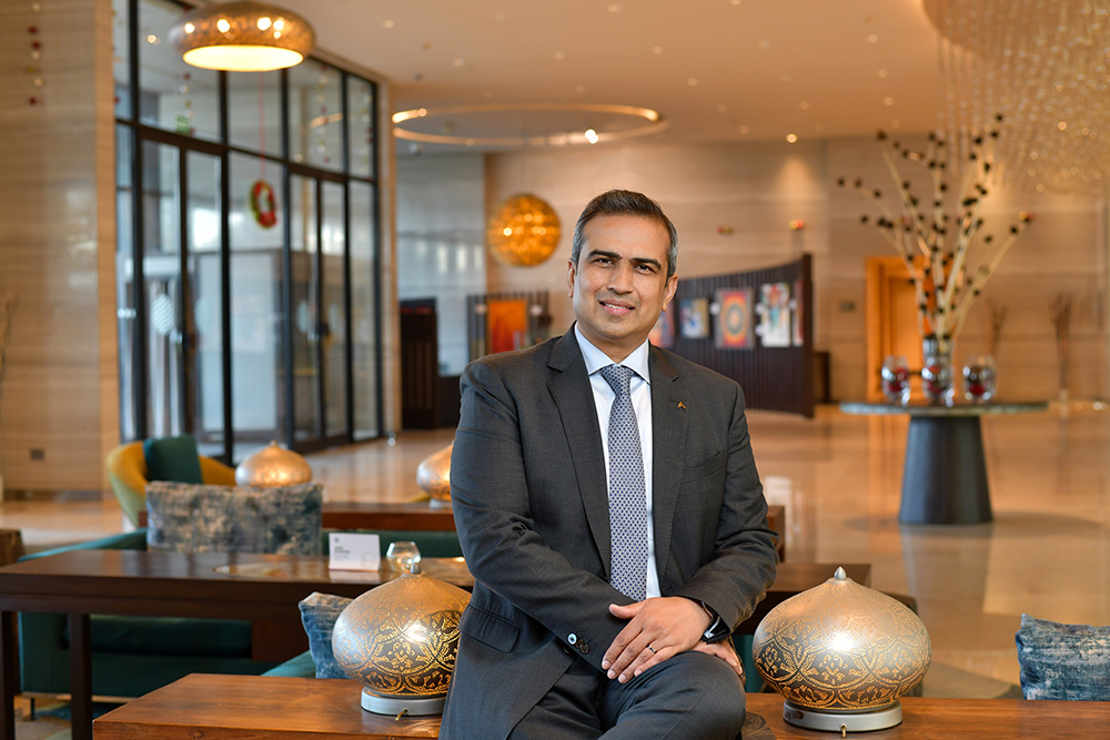 Puneet Dhawan - Senior Vice President - Accor, India & South Asia