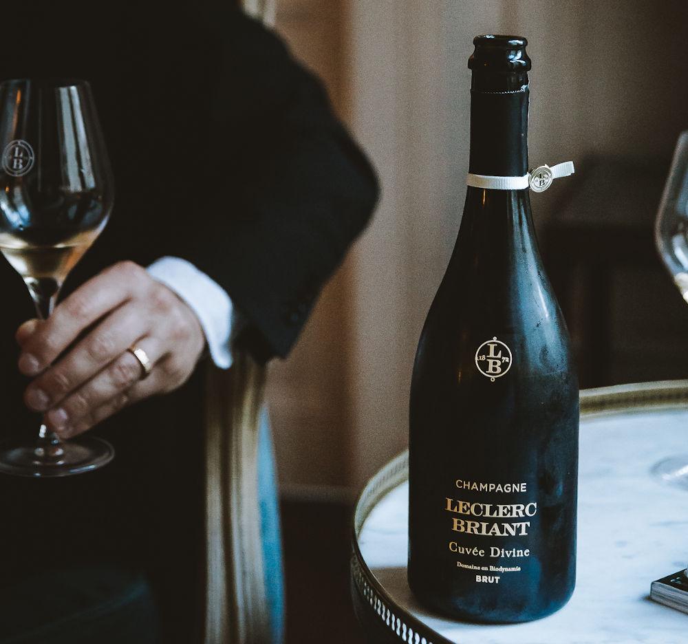 Champagne credit