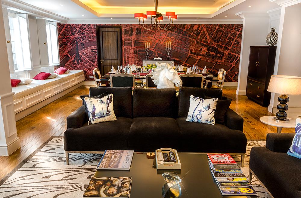Sofitel Mumbai BKC - Imperial Suite