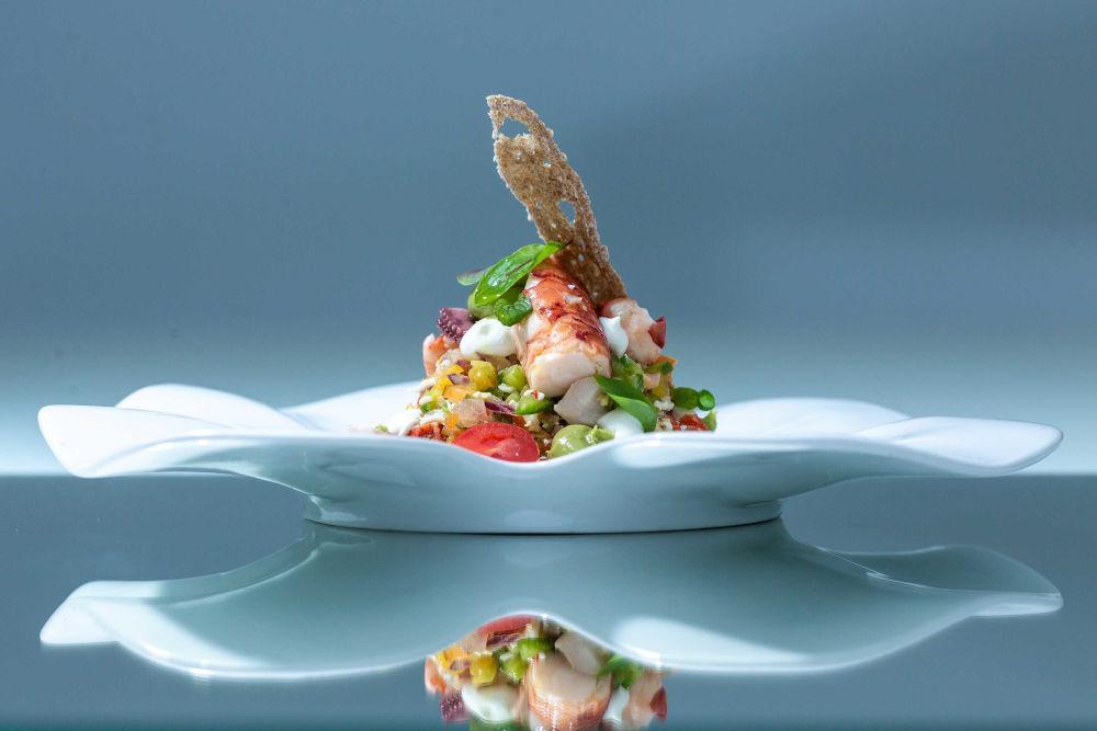 Royal Hideaway Corales Resort Starfish restaurant
