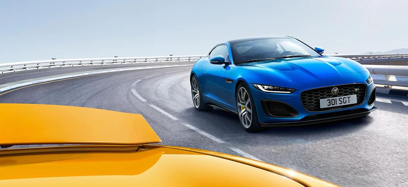 Jaguar F-TYPE Reims Edition