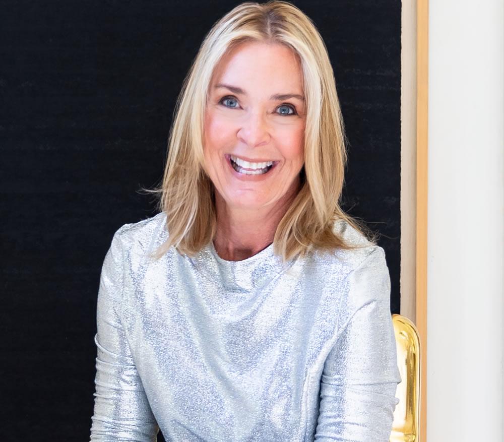 Tara Shaw, leading interior designer