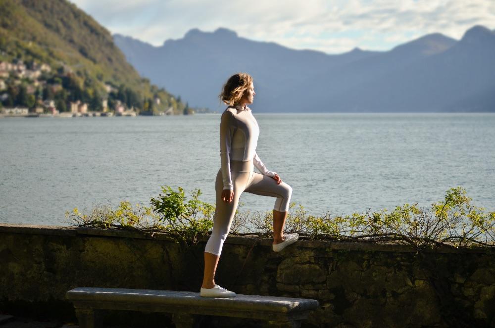 Varenna luxury activewear