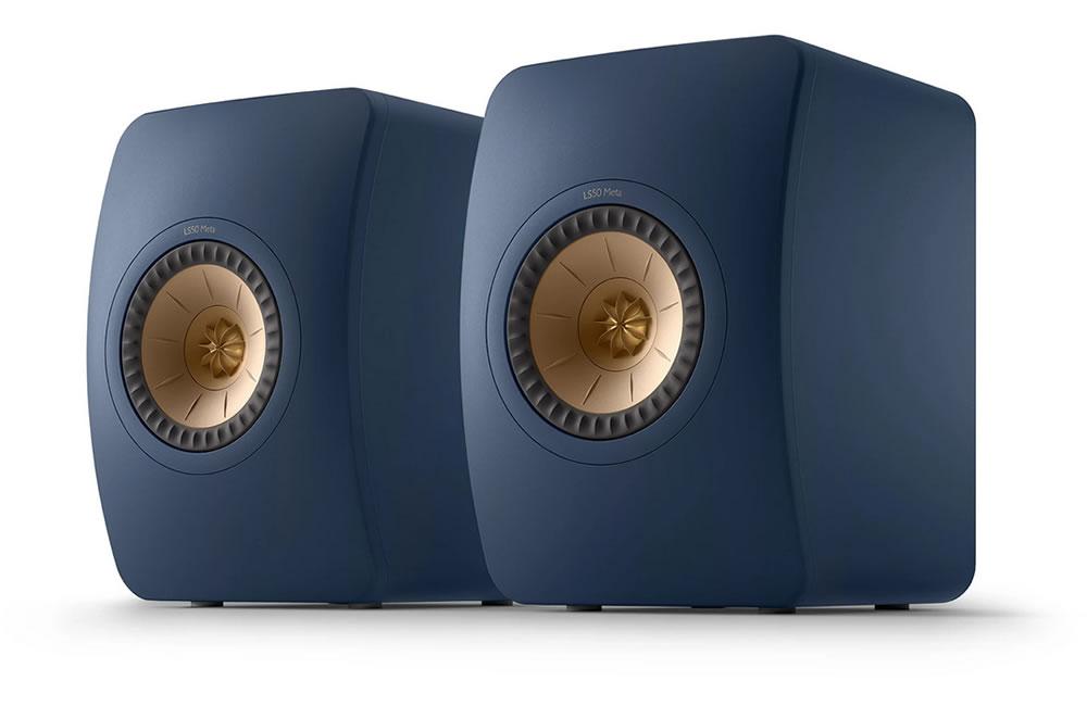 KEF LS50 Meta Speakers