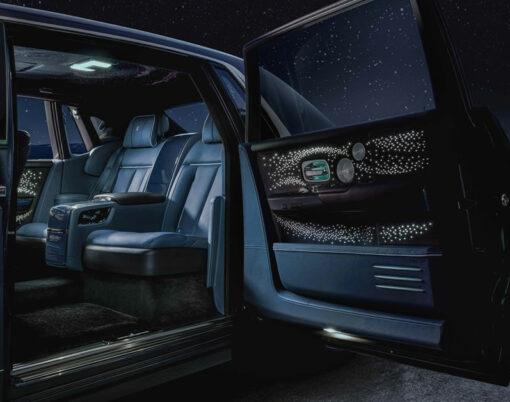 Rolls Royce Phantom Tempus Collection