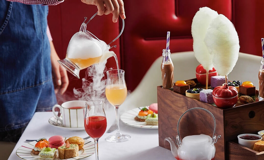 One Aldwych Charlie and the Chocolate Factory Afternoon Tea
