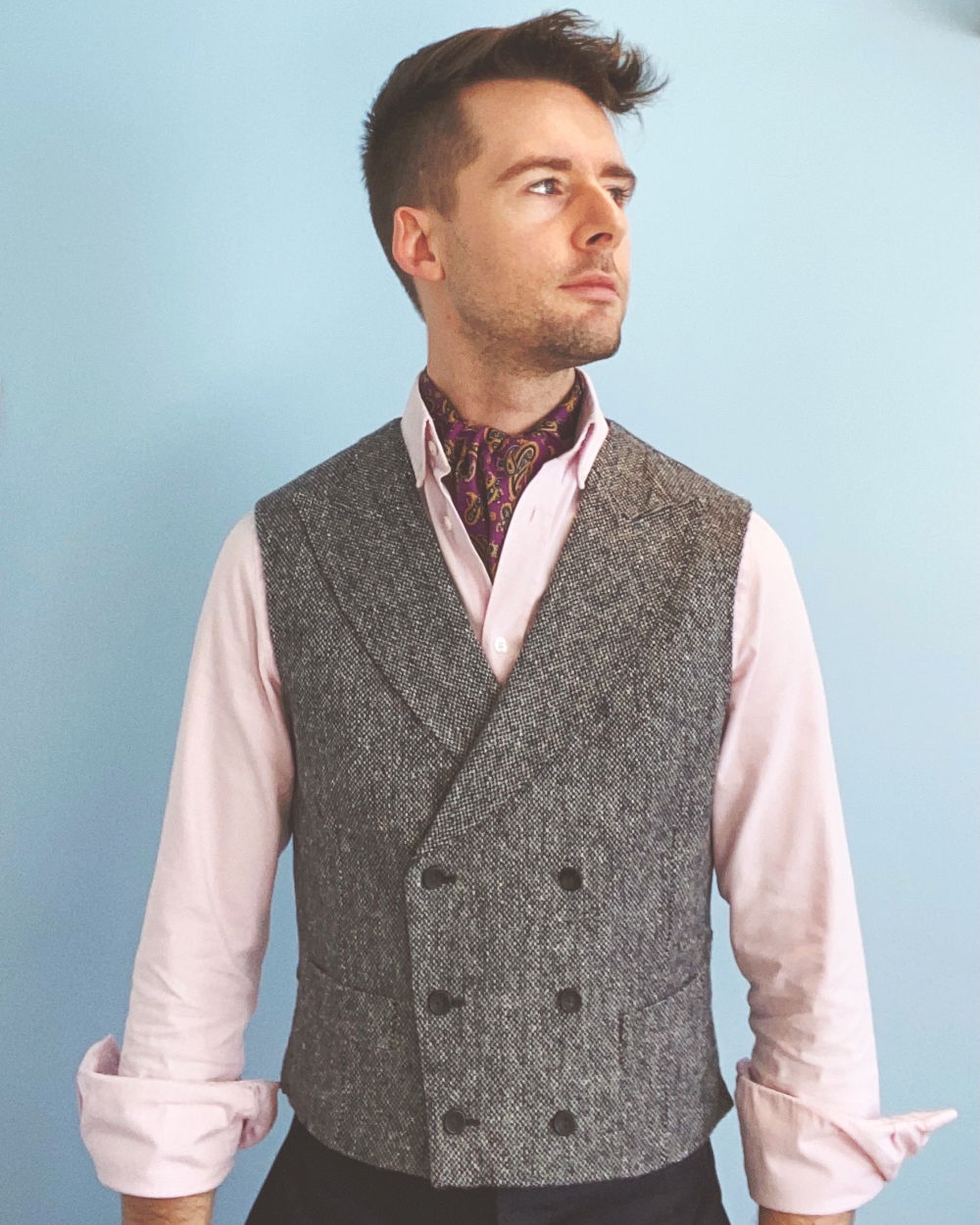 Pratt & Prasad waistcoat