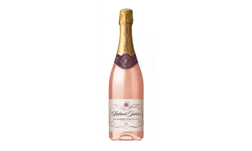 Richard Juhlin Sparkling Rosé Alcohol Free