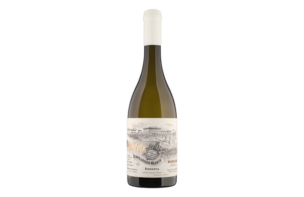 Rioja Vega Blanco Tempranillo Reserva 2017