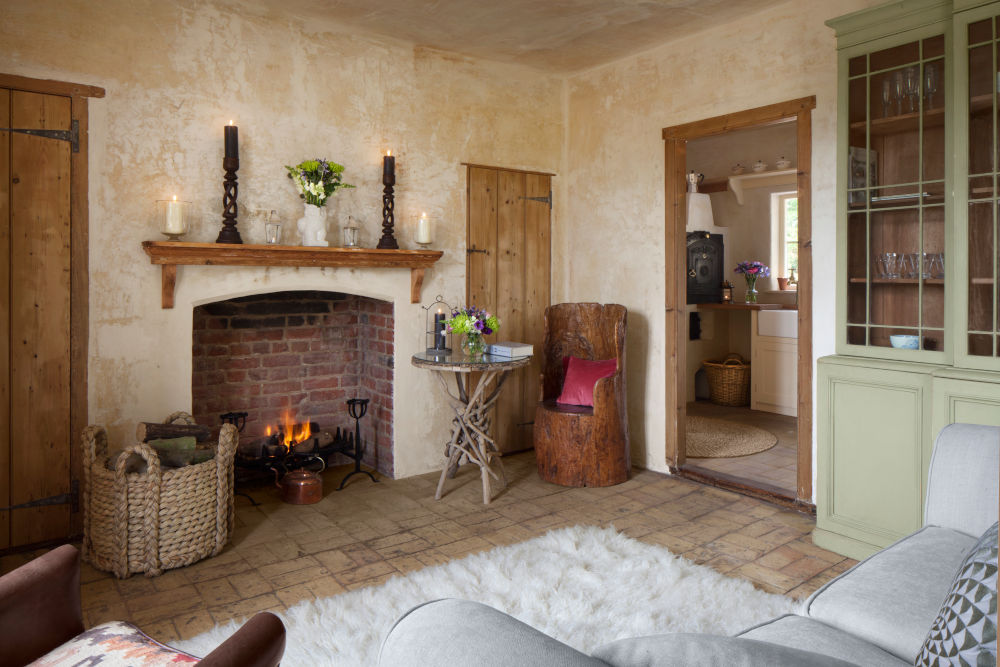 Spacious cottage in East Anglia