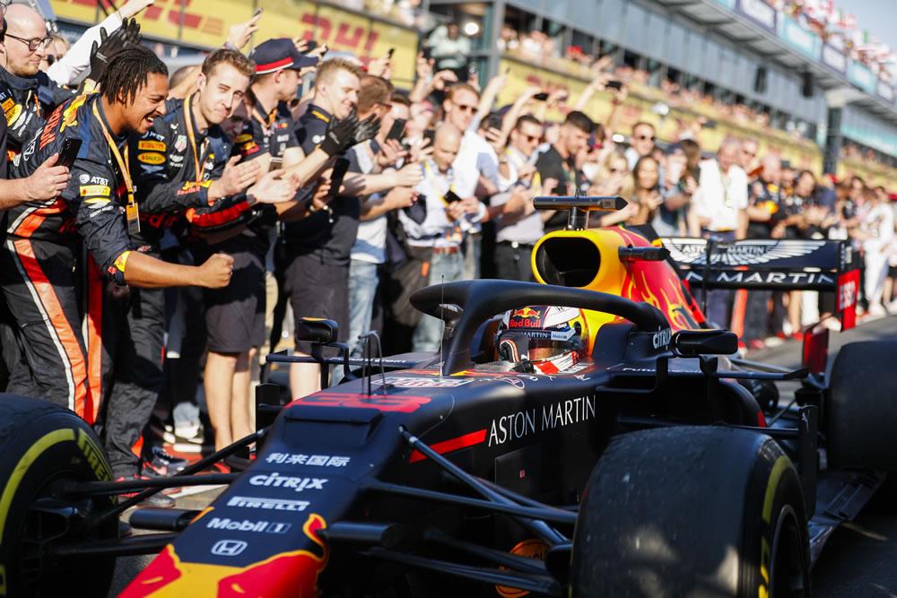 British Grand Prix, Ultimate Formula 1 VIP 1 Day Package