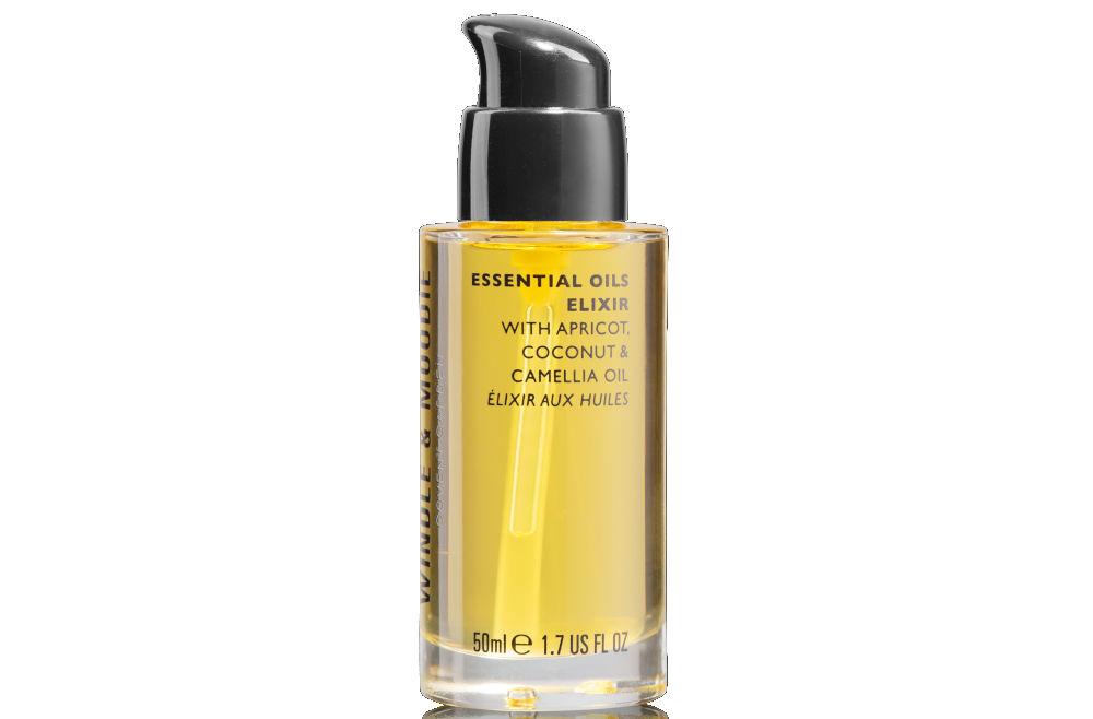 Essential oil elixir by Windle London