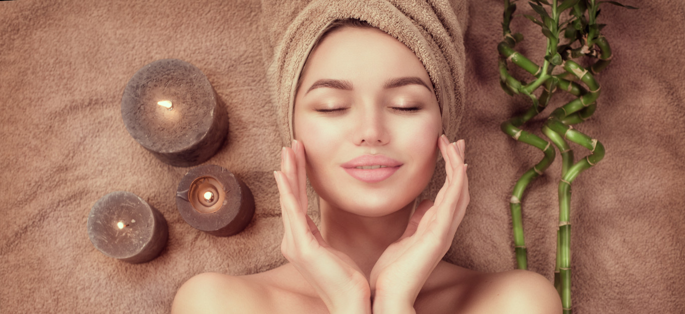Enjoy a relaxing spa session at home