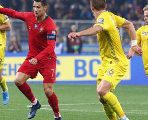 ronaldo football