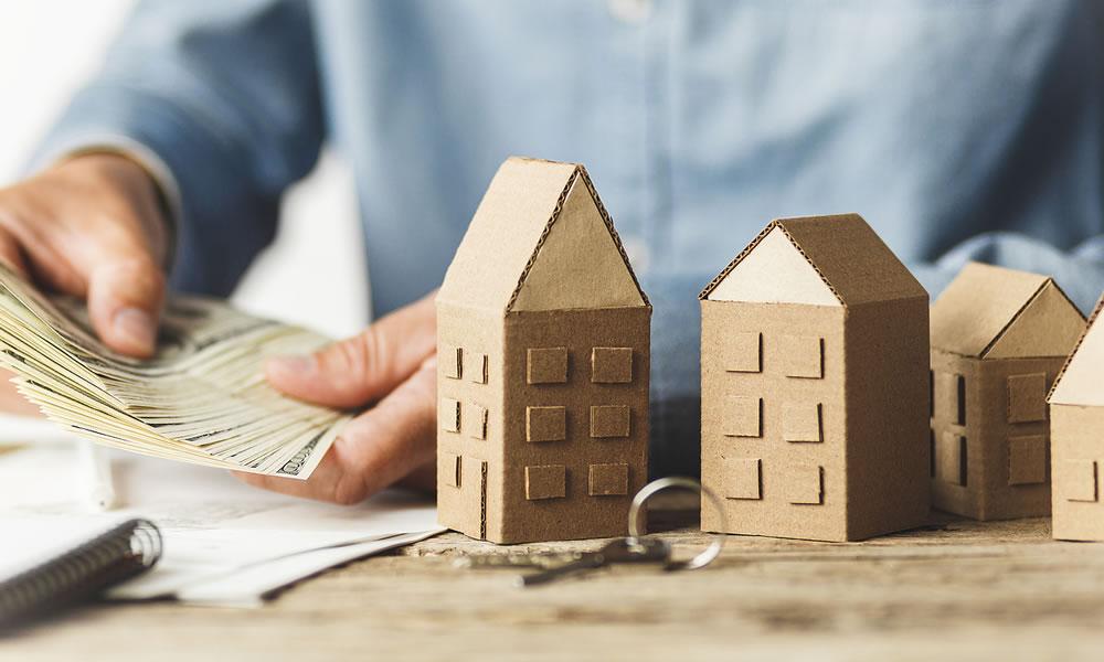 rental property making money