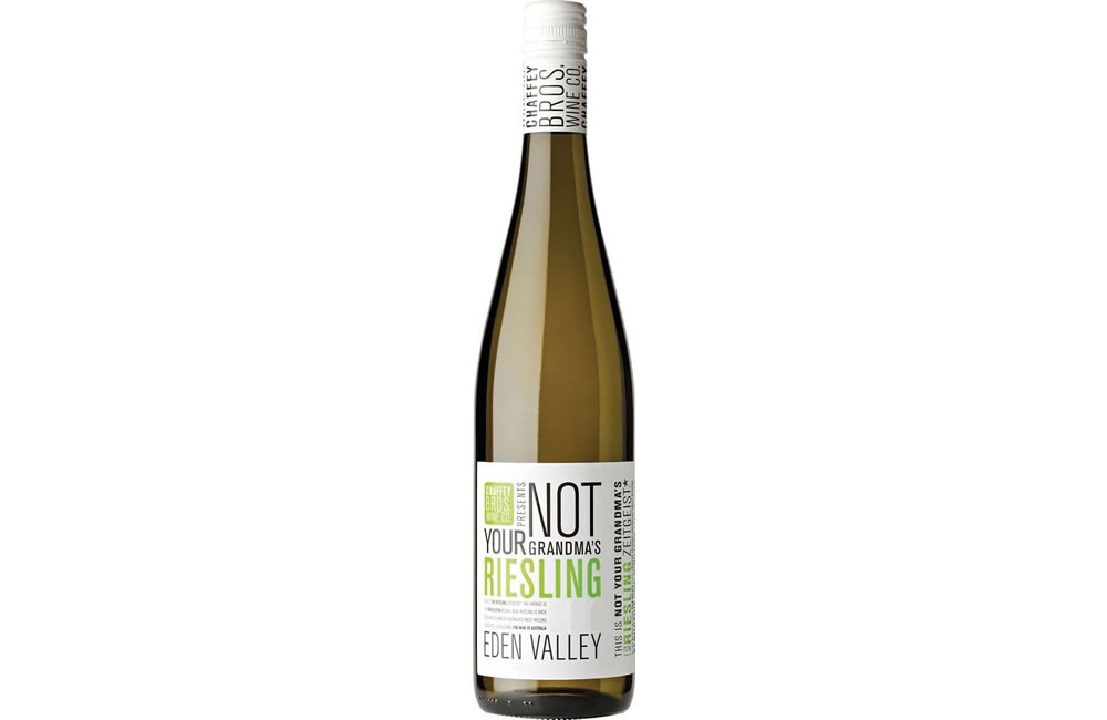 Not Your Grandma's Riesling