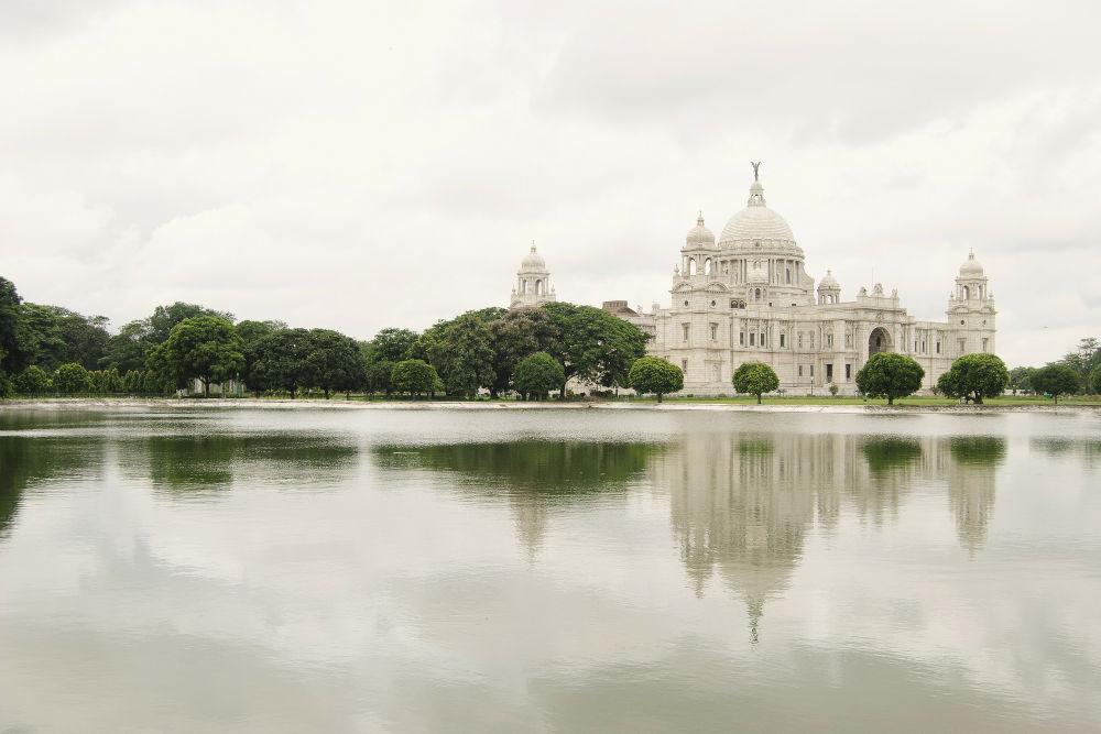 Victoria Memorial Hall in Kolkata