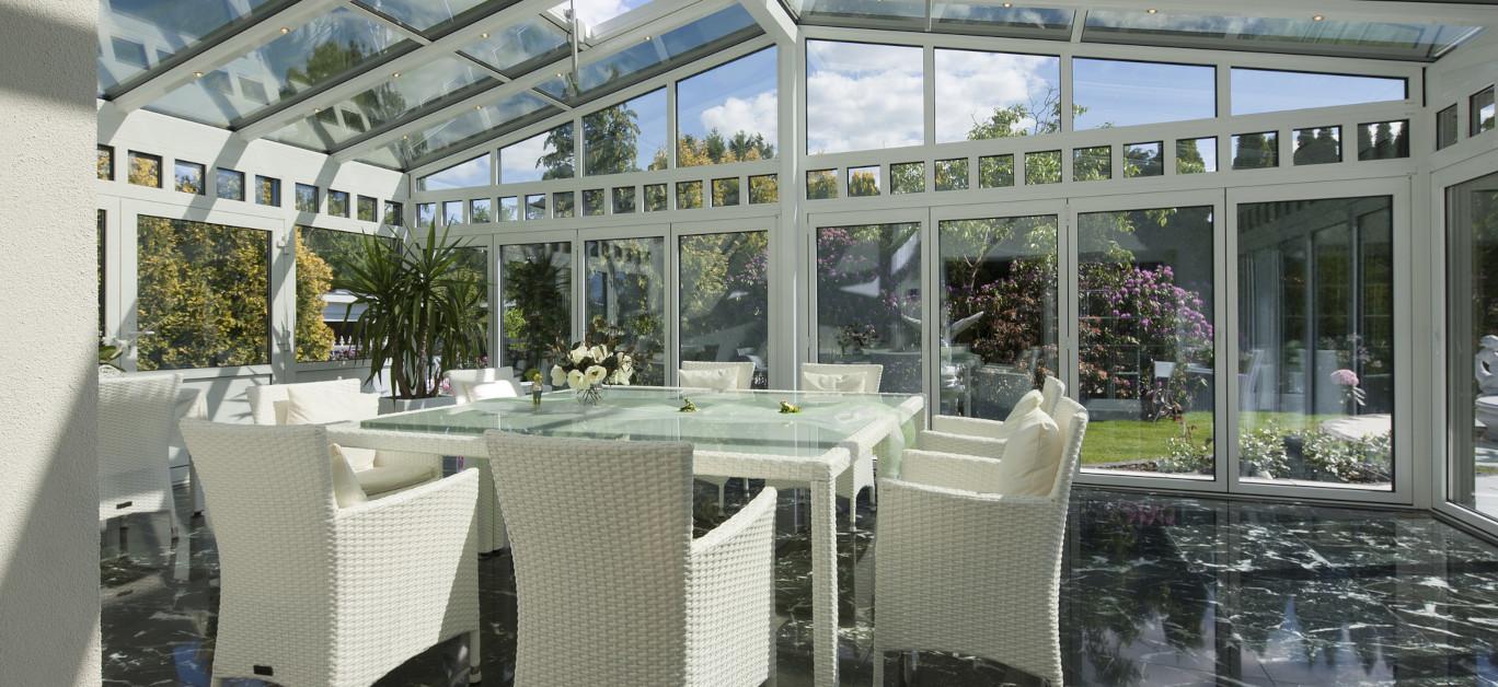 Garden room, conservatory