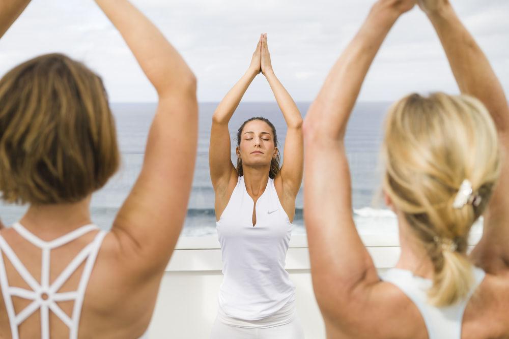 Océano Hotel yoga