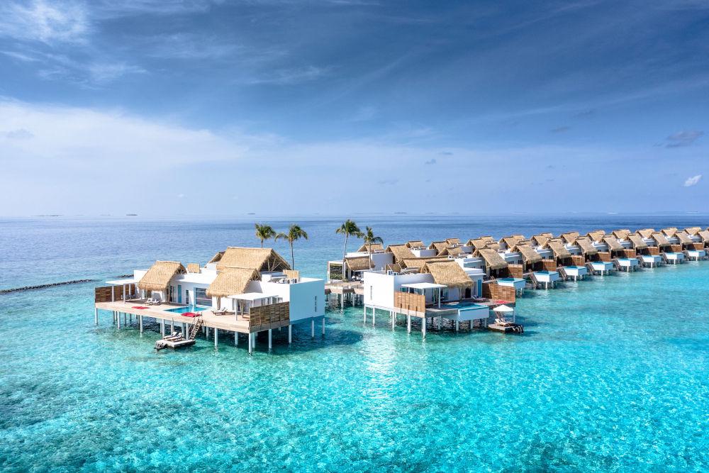 Emerald Maldives Resort & SPA in the Maldives