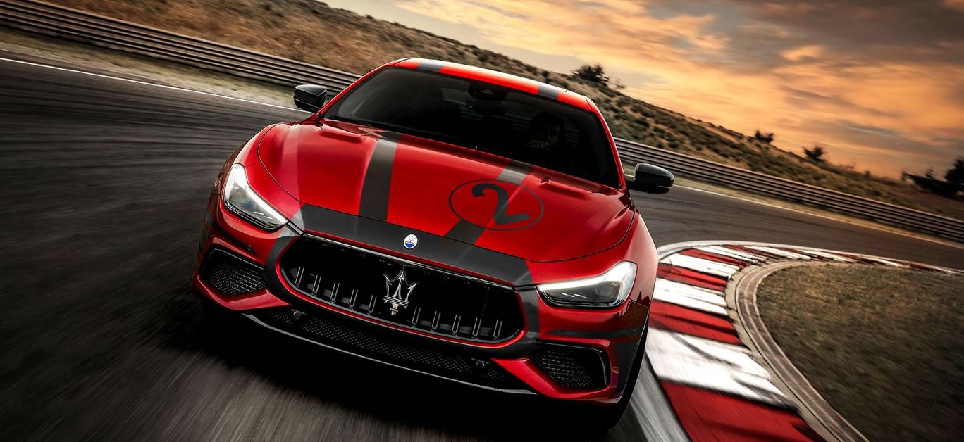 Master Maserati Driving Experiences 2021