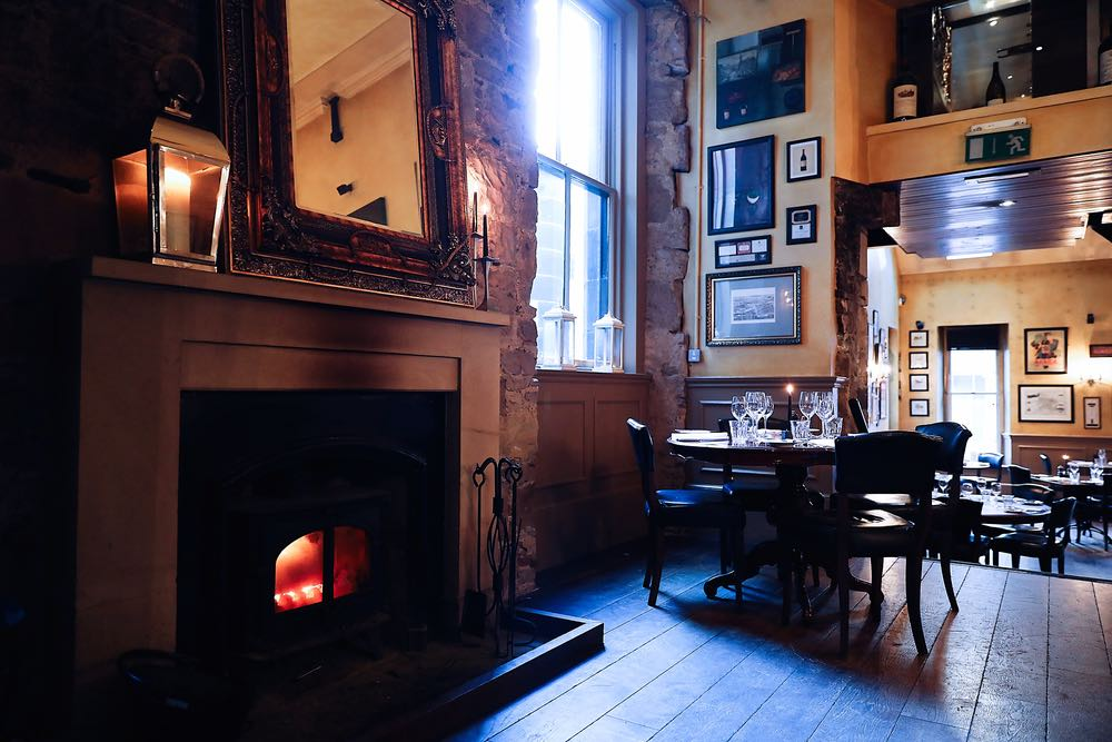 Hotel du Vin and Bistro in Edinburgh
