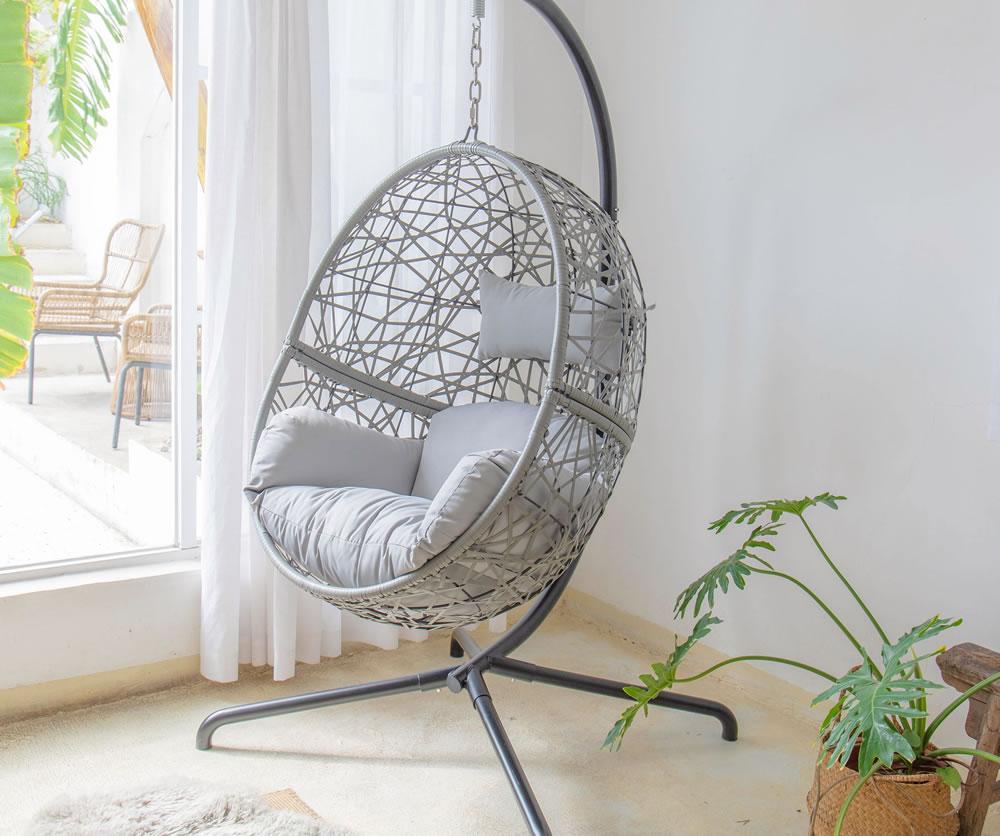 BRIQ Mini Hanging Egg Chair, £149
