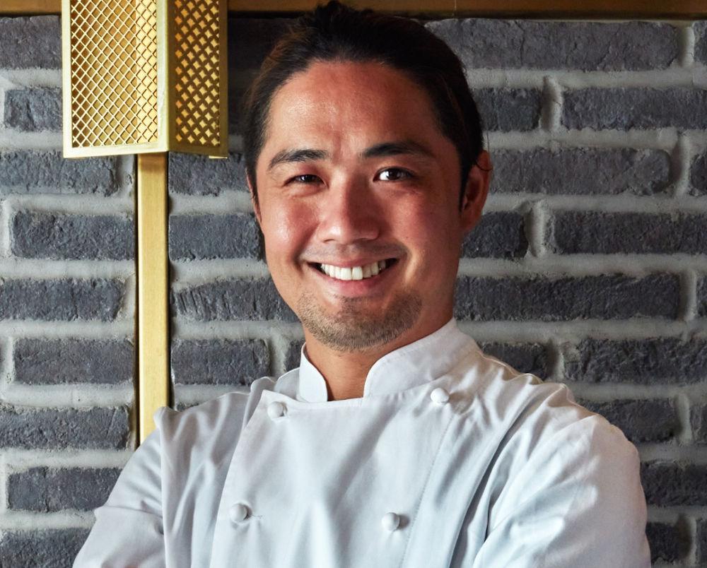chef Maruyama
