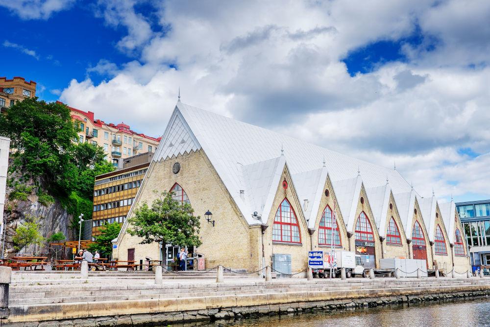 fish market gothenburg