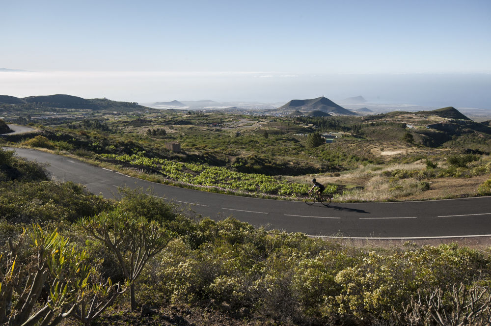 Tenerife cycling