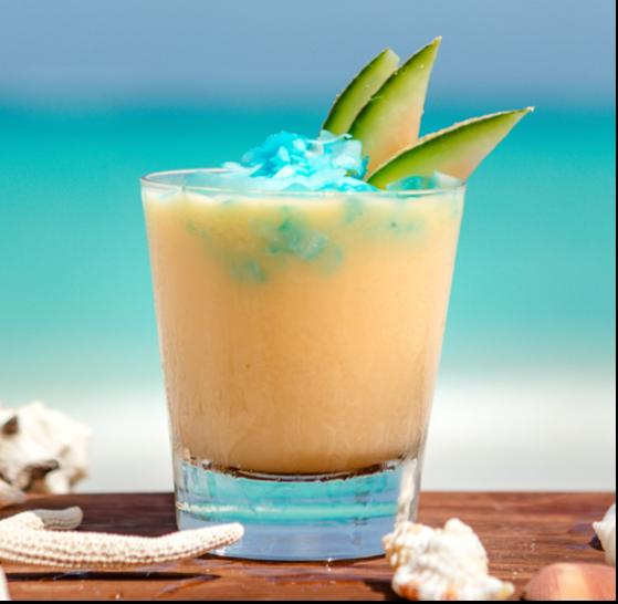 Mangolada cocktail