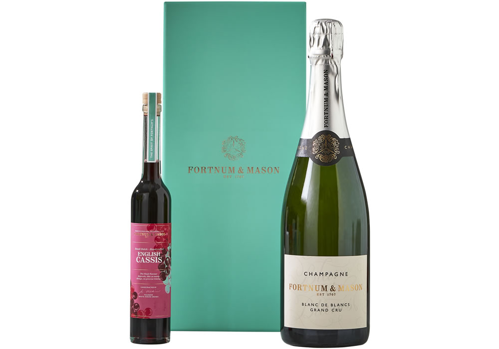 Fortnum and mason cocktail