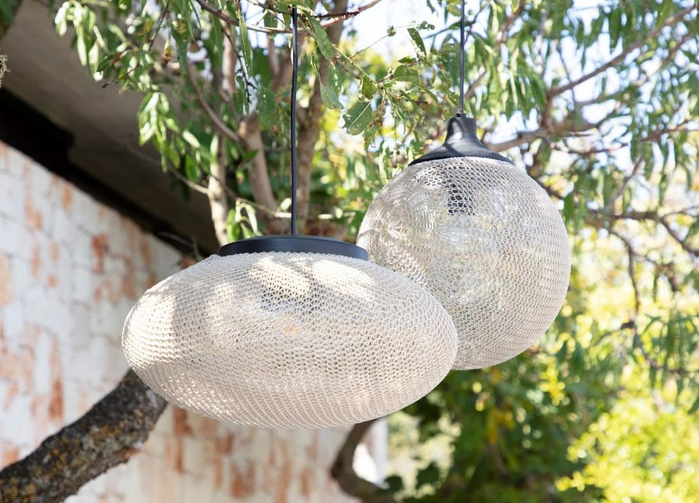 TRIBU Monsieur Tricot Garden Lights, £815